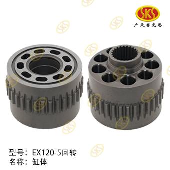 VALVE PLATE M-ZAX120 TATA HITACHI 1394-4301