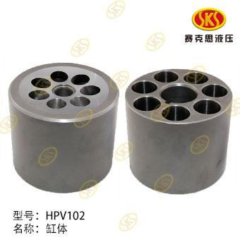 VALVE PLATE L-EX200-5 TATA HITACHI 396-4501