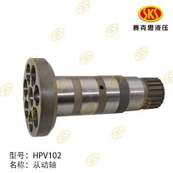 CENTER PIN-EX200-6 TATA HITACHI 396-2601