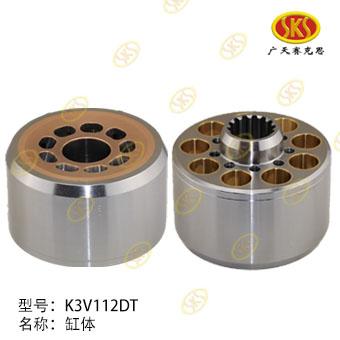 CYLINDER BLOCK-HD720V2 KAWASAKI 424-1100