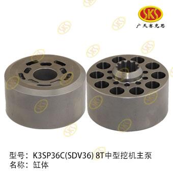 CYLINDER BLOCK-PSVL2-36CC 430-1101A