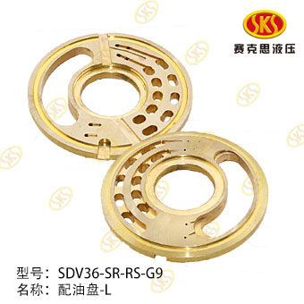VALVE PLATE L-SDV36 430-4501