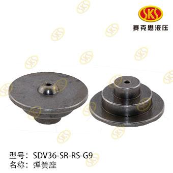 SPRING SEAT-1-JS80 KAWASAKI 430-7216