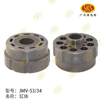 CYLINDER BLOCK-JMV-34(6-8T) 461-1101