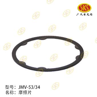 FRICTION PLATE-JMV-34(6-8T) 461-1801