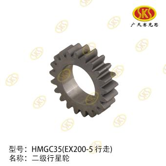 CYLINDER BLOCK-EX1200 TATA HITACHI 1728-1101