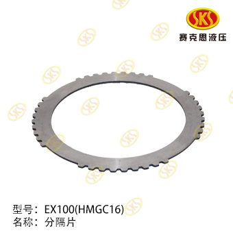 VALVE PLATE M -EX200-1 TATA HITACHI 403-4300