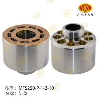 CYLINDER BLOCK-MFS250-P-1-2 056-1100