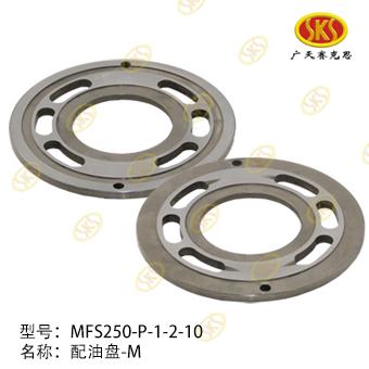 VALVE PLATE M-MFS250-P-1-10 056-4301