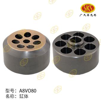 CYLINDER BLOCK-A8VO80 1200-1101