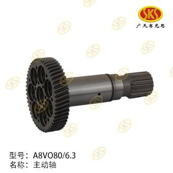 DRIVE SHAFT-A8VO80/6.3 1200-3401