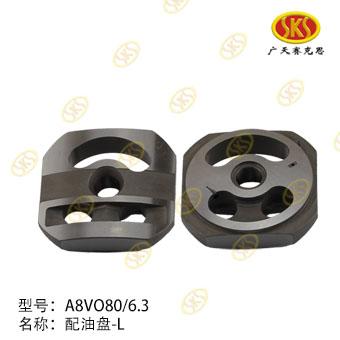 VALVE PLATE L-A8VO80/6.3 1200-4501