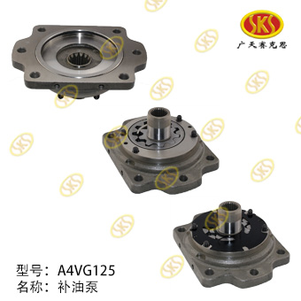 CHARGE PUMP-A OPEN-A4VG125 150-7800B