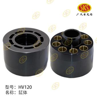 CYLINDER BLOCK-HV120 1607-1100-SZ