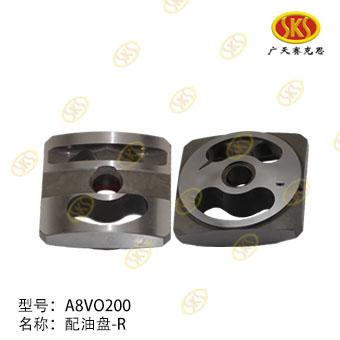 VALVE PLATE R-330C 207-4401