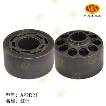 CYLINDER BLOCK-AP2D21 275-1101