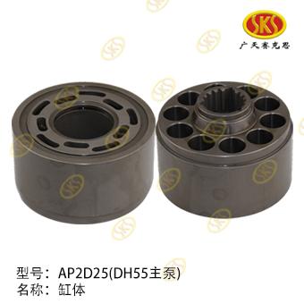 CYLINDER BLOCK-AX35 276-1101