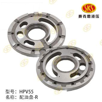 VALVE PLATE R-PC120-5 378-4401