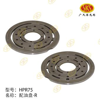 VALVE PLATE R-HPR75 407-4401