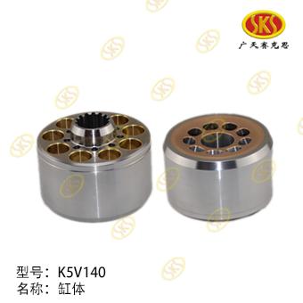 CYLINDER BLOCK-SH220-2 418-1100