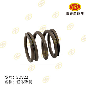 COIL SPRING-KYB-4T 431-1301