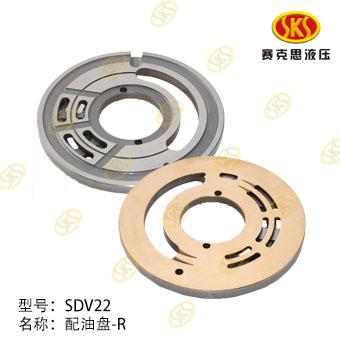 VALVE PLATE R-SVD22 431-4401