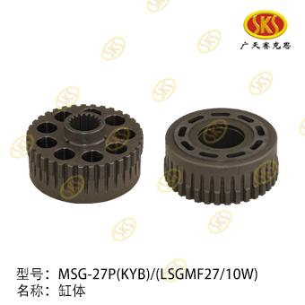 CYLINDER BLOCK-MSG-27P 433-1101
