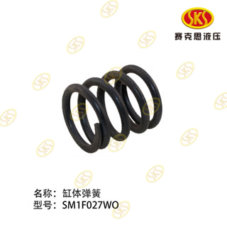 COIL SPRING-MSG-27P 433-1301