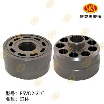 CYLINDER BLOCK-PSVD2-21C 442-1101