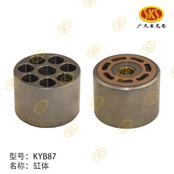 CYLINDER BLOCK-KYB87 462-1100B