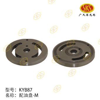 VALVE PLATE M-KYB87 462-4301A
