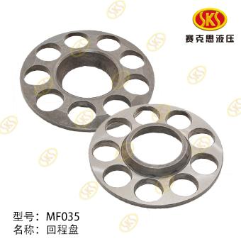 RETAINER PLATE -MF035 532-4111