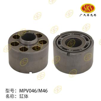CYLINDER BLOCK-MPVO46 545-1101