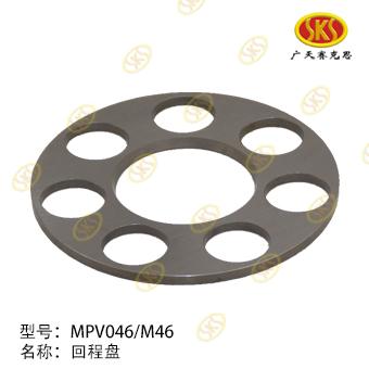 RETAINER PLATE-M46 545-4111
