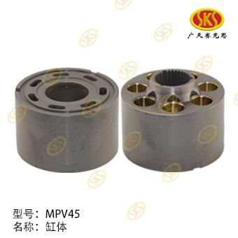 CYLINDER BLOCK-MPV45 546-1100-SZ