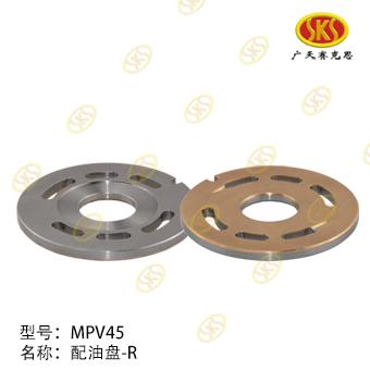 VALVE PLATE R-MPV45 546-4401-SZ