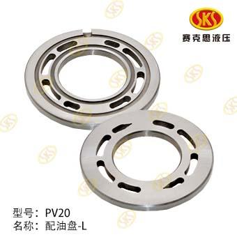 VALVE PLATE L-PV20 603-4501