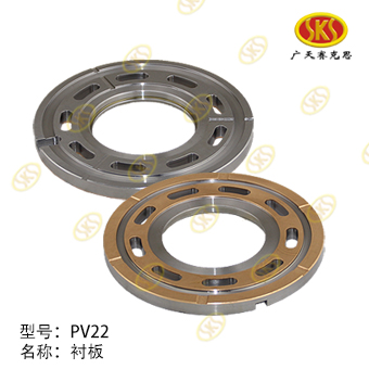 BEARING PLATE-PV22 605-4601