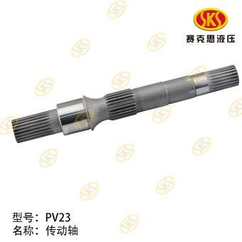 DRIVE SHAFT-PVD23 606-3201D