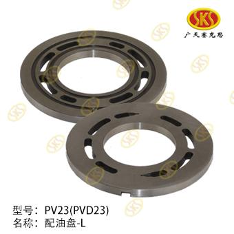 VALVE PLATE L-PVD23 606-4501