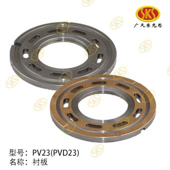 BEARING PLATE-PVD23 606-4601