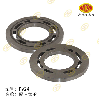 VALVE PLATE R-PV24 607-4401