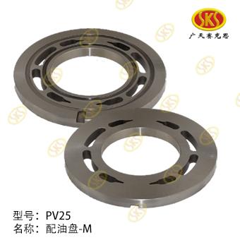 VALVE PLATE M-PV25 608-4301