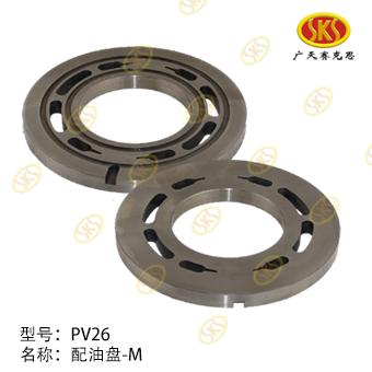 VALVE PLATE M-PV26 609-4301