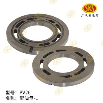 VALVE PLATE L-PV26 609-4501