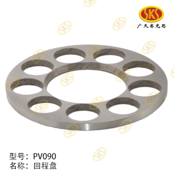 RETAINER PLATE-PV090 625-4111