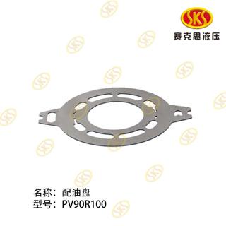 VALVE PLATE R-PV90R100 633-4401