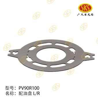 VALVE PLATE L-PV90R100 633-4501