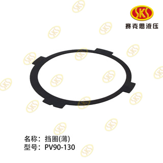 BACK UP RING-PV90R130 634-5232A