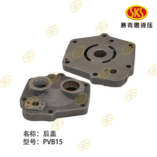 BACK COVER R-PVQ32 658-7102